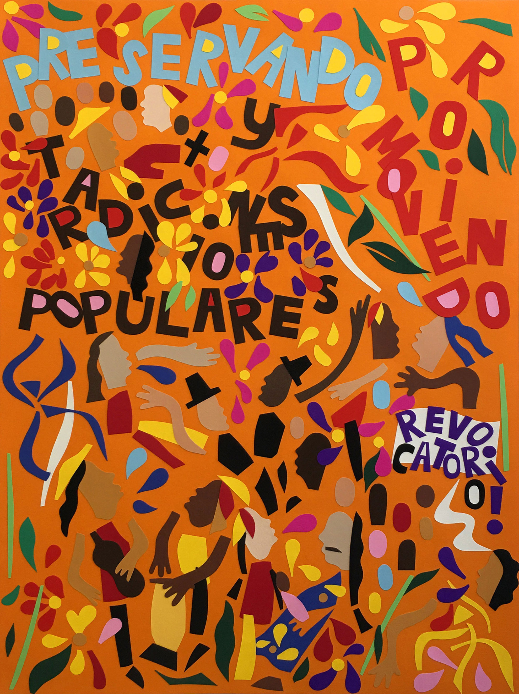 Preservando Y Promoviendo Tradiciones Populares (Revocatorio!) by Nadia Hernanadez