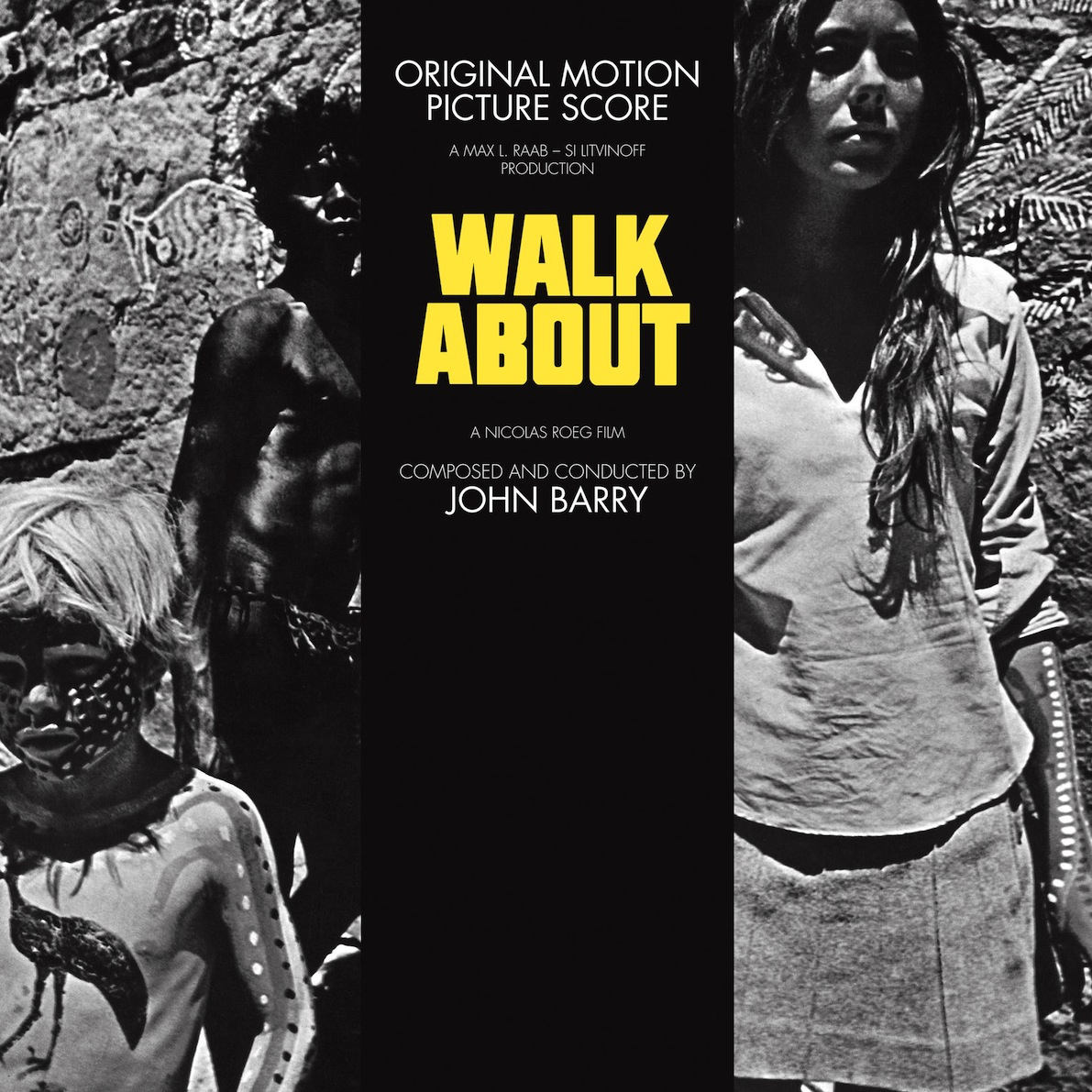 Walkabout Album Cover