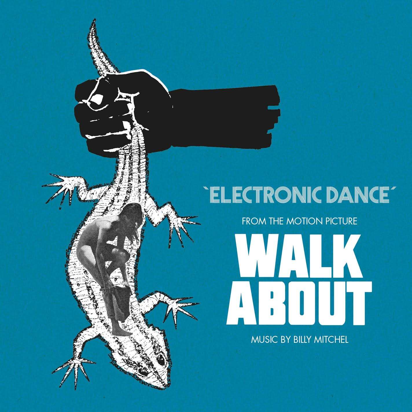 'Electronic Dance' from Walkabout –single cover