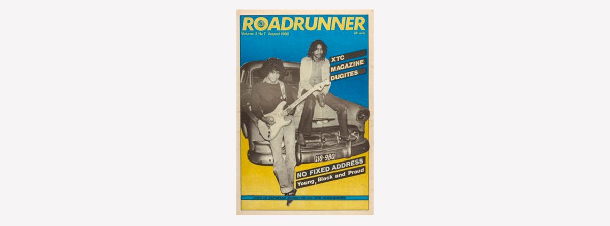 Roadrunner, 1980