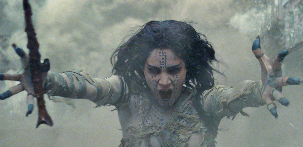 A still of Sofia Boutella as Ahmanet.