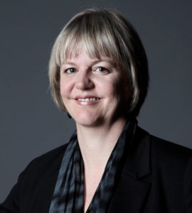 Ann Mossop, head of UNSW's new Centre for Ideas